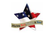 Veterans hiring event planned