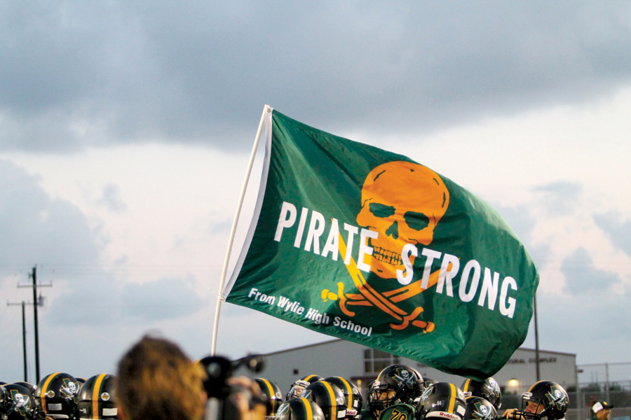 Pirates support Pirates