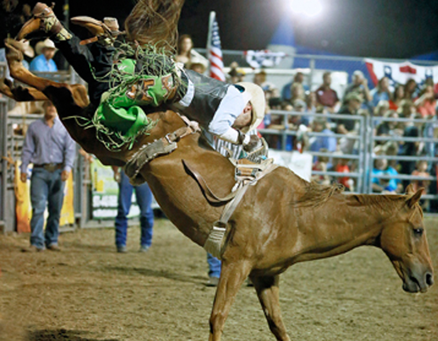 Rodeo opens Friday
