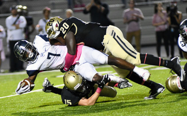 Raiders look for first district win Friday versus Lovejoy