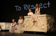 WEHS presents performance art