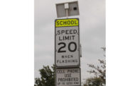New school zone signs draw complaints