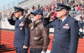 Veterans Day ceremony held