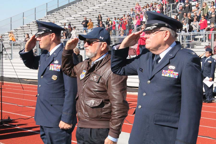 Veterans Day ceremony held