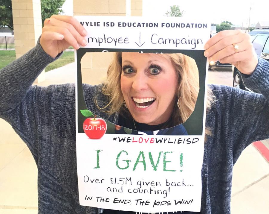 WISD Foundation raises $55,000