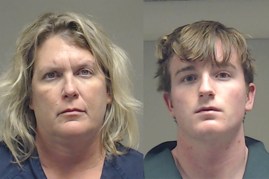 2 arrested after party complaint