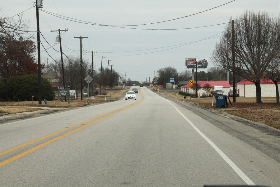 Parker Road widening set for hearing