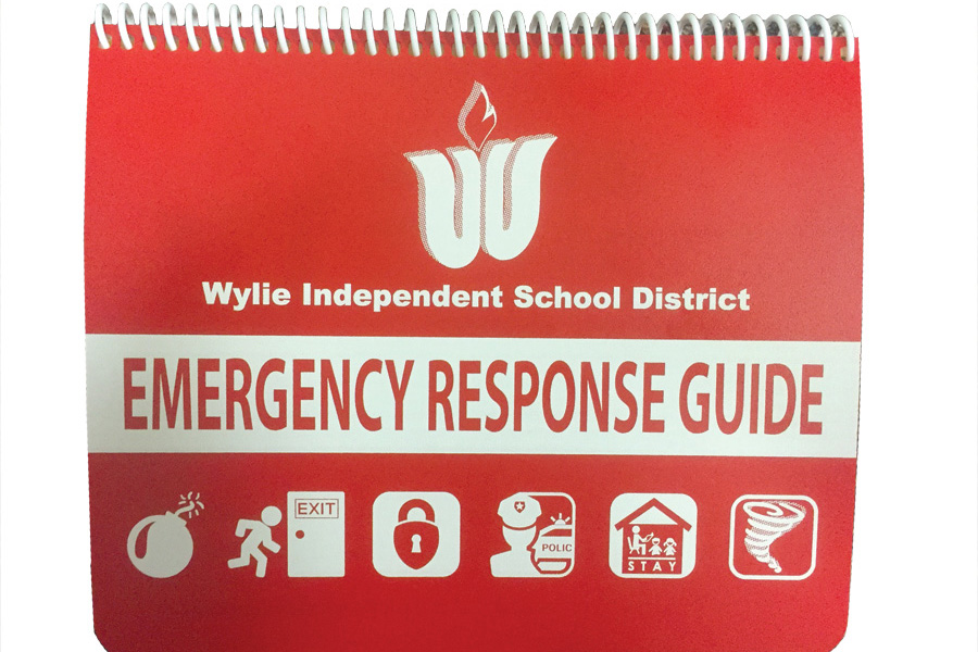 School districts have plans in place in the event of an emergency