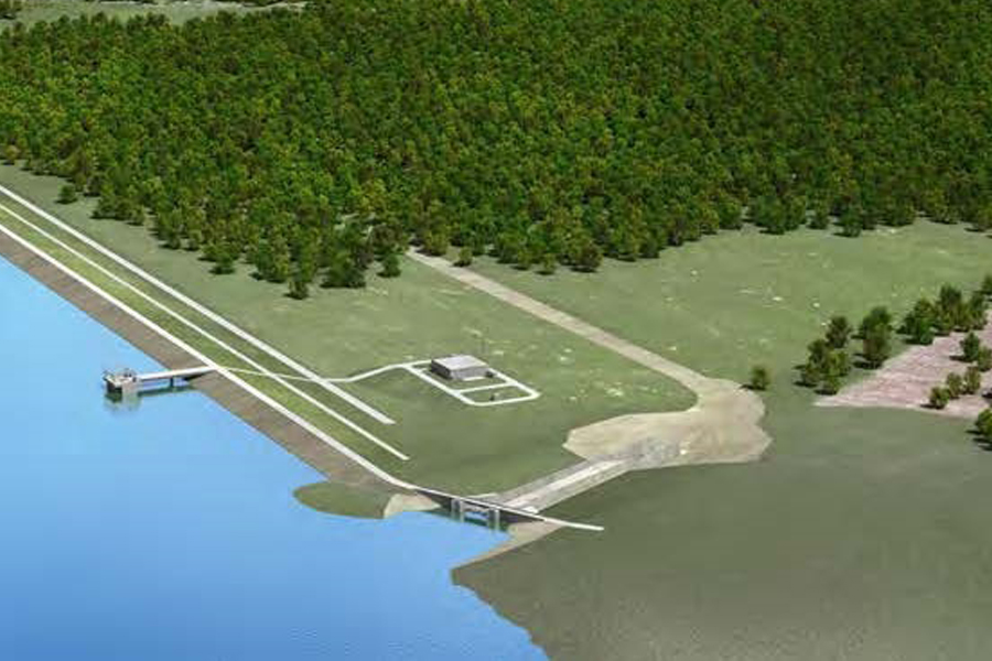 Reservoir receives final permit
