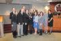 Hartman principal presented award
