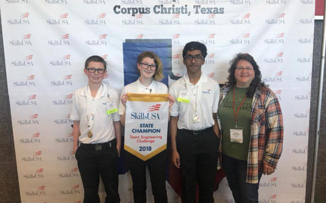 WISD students compete at SkillsUSA in Corpus Christi