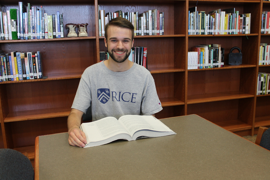 WEHS student aces ACT college admissions test