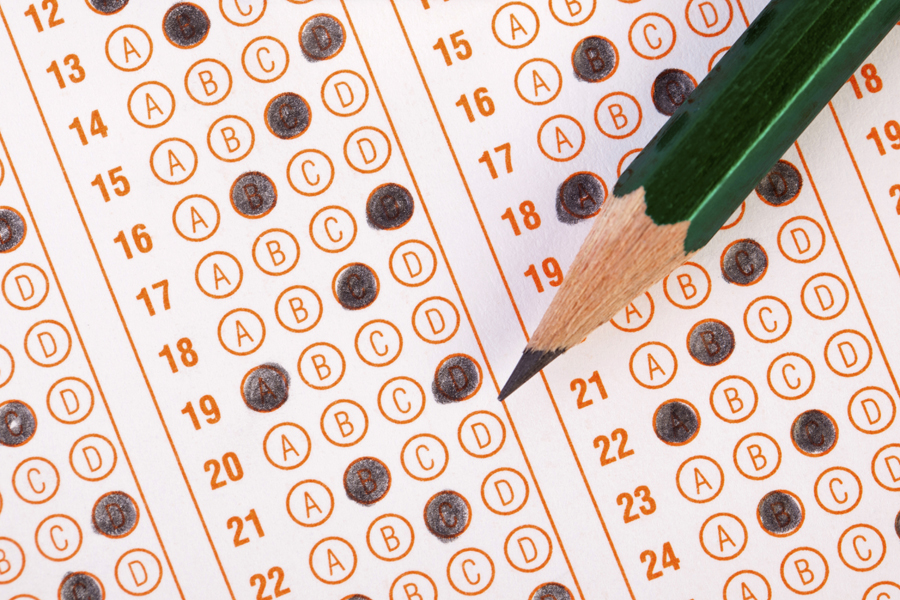 Students pass end of course state tests