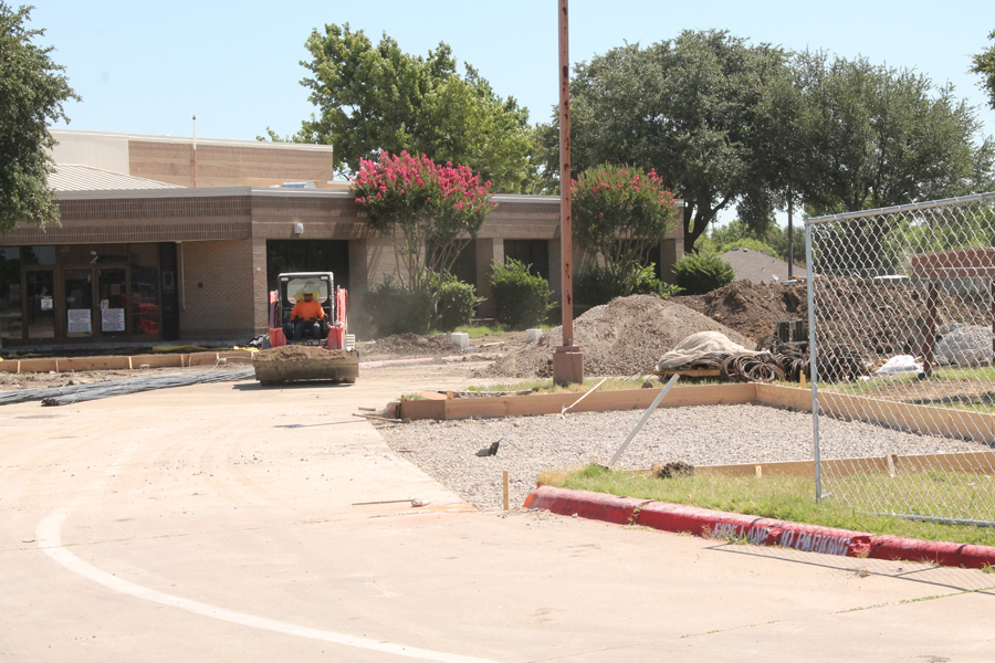 WISD maintenance kicked into high gear