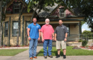 Preservation one facet of local builder's business