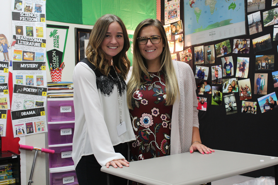 Lifelong friends realize dream of teaching together in WISD