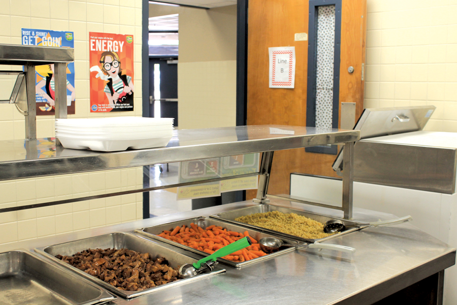 Student nutrition team plans for school year