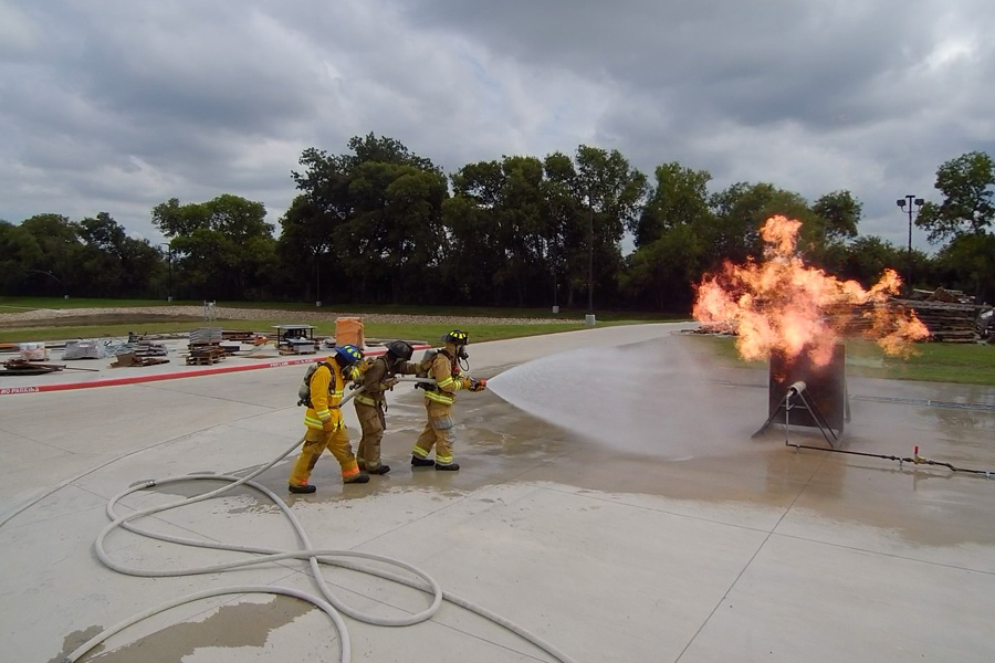 Video: State of the art Public Training Center now open