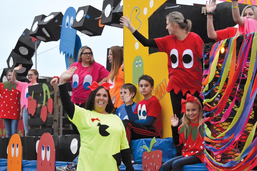 Video: Wylie East Homecoming pep rally spreads school spirit