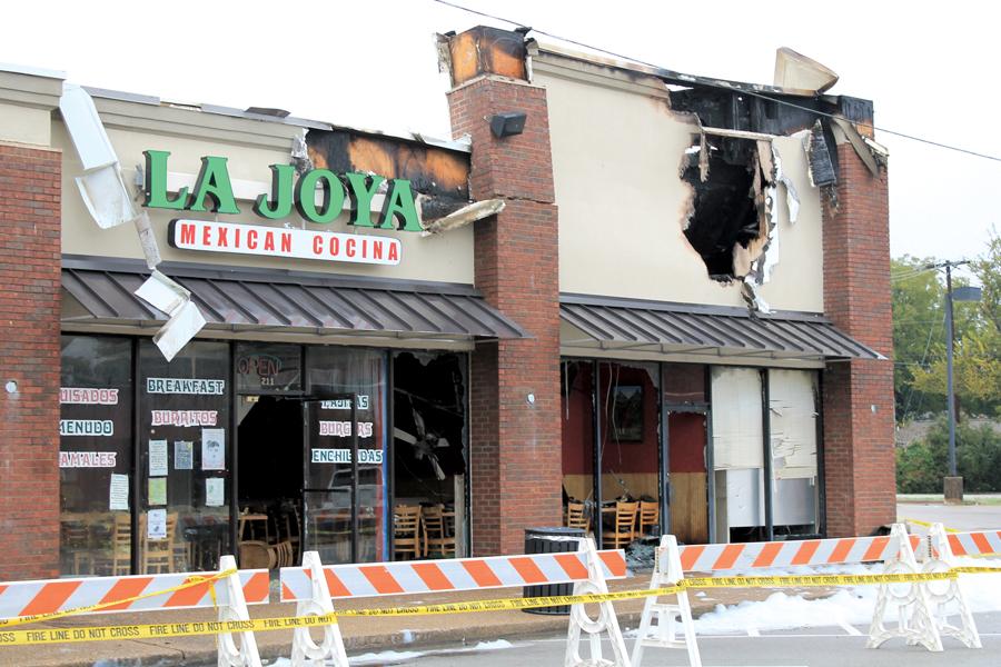 Fire claims popular restaurant