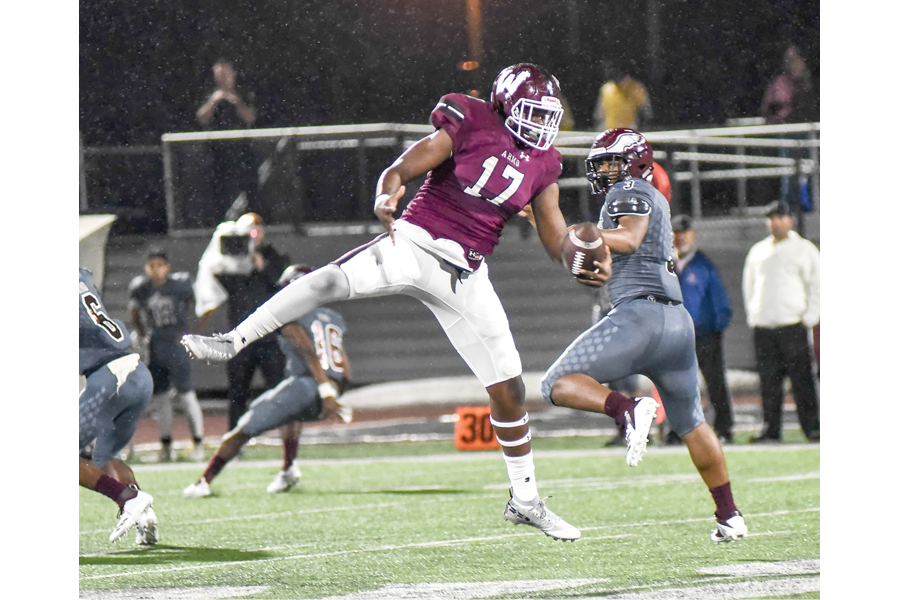 Eagles grounded in district defeat