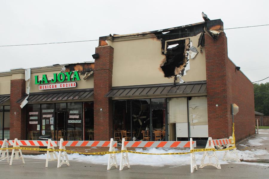 Video: La Joya destroyed by fire; Boo on Ballard still on