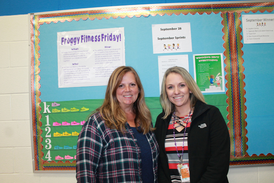 Akin students go the distance