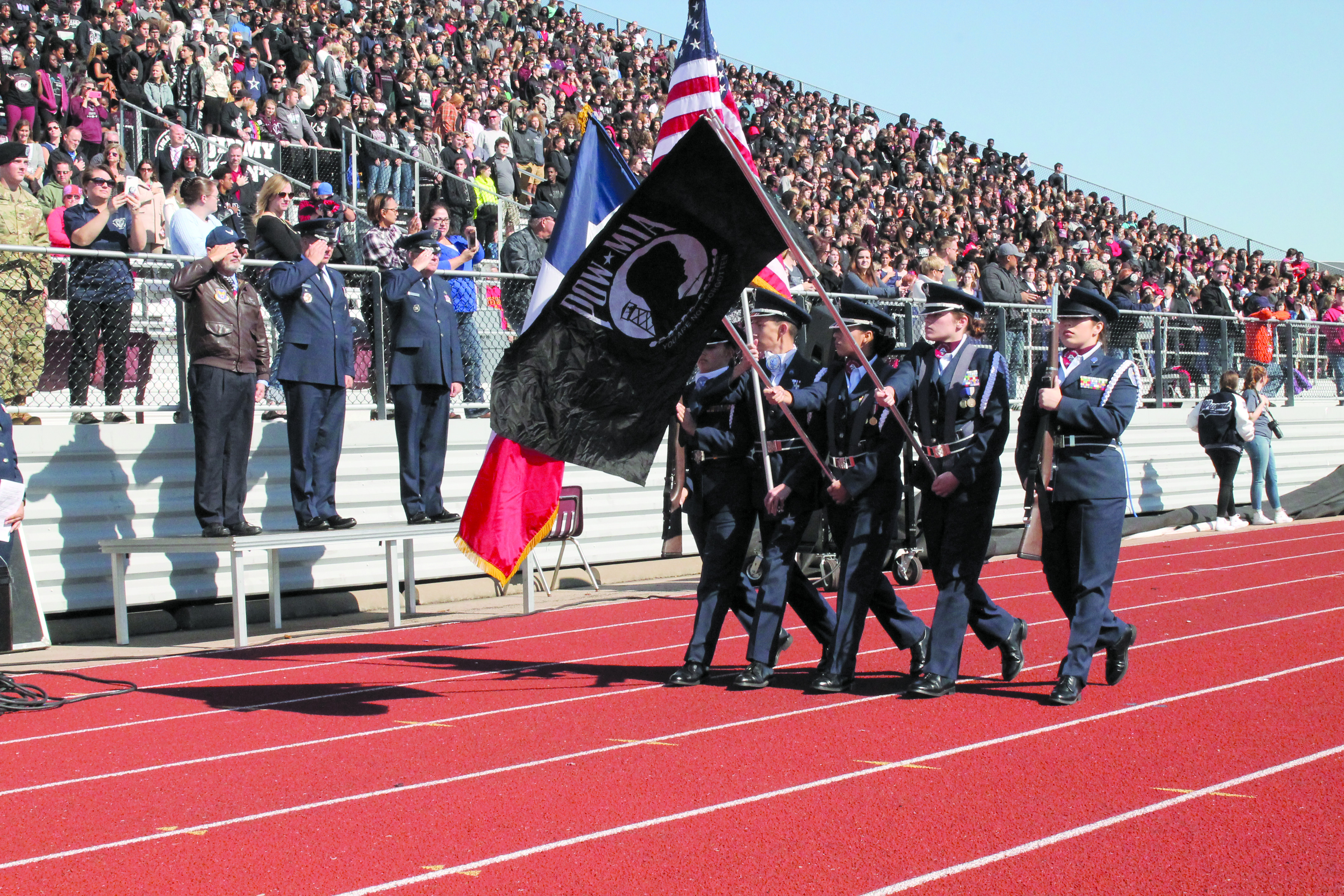 WISD plans veteran tribute Nov. 12