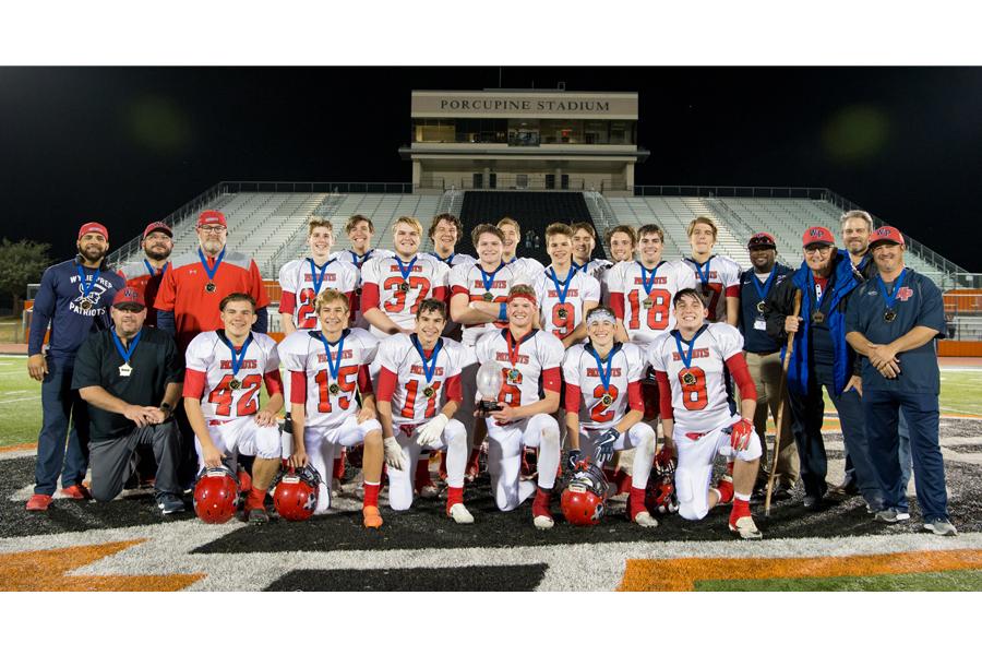 Patriots capture second six-man championship