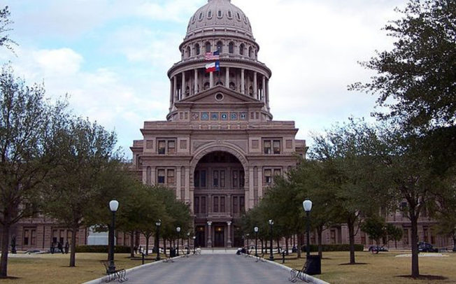 Texas legislators convene next month