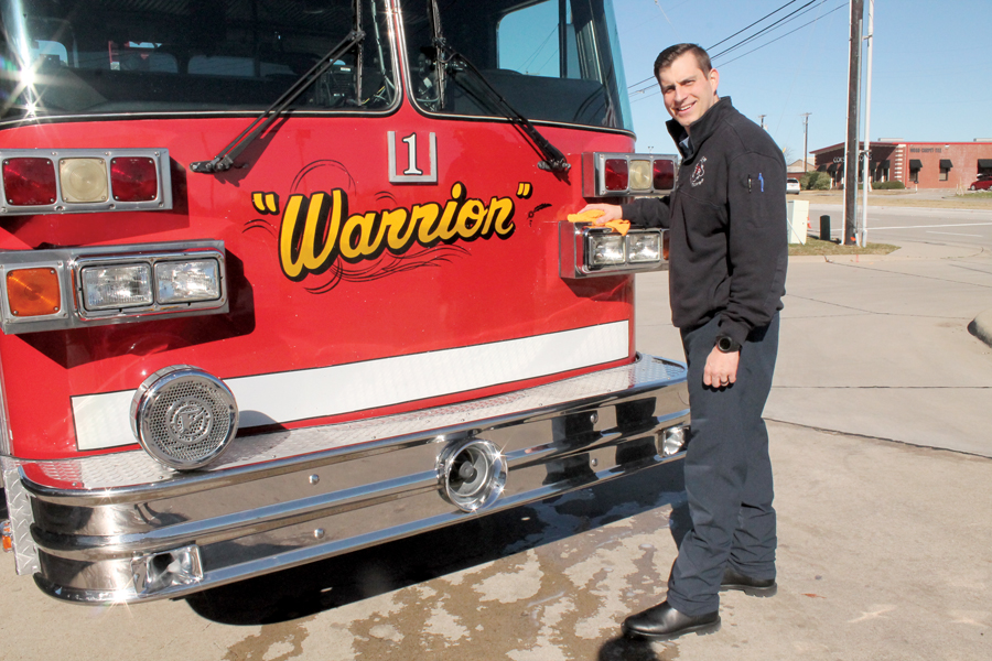 'Warrior' gets new life