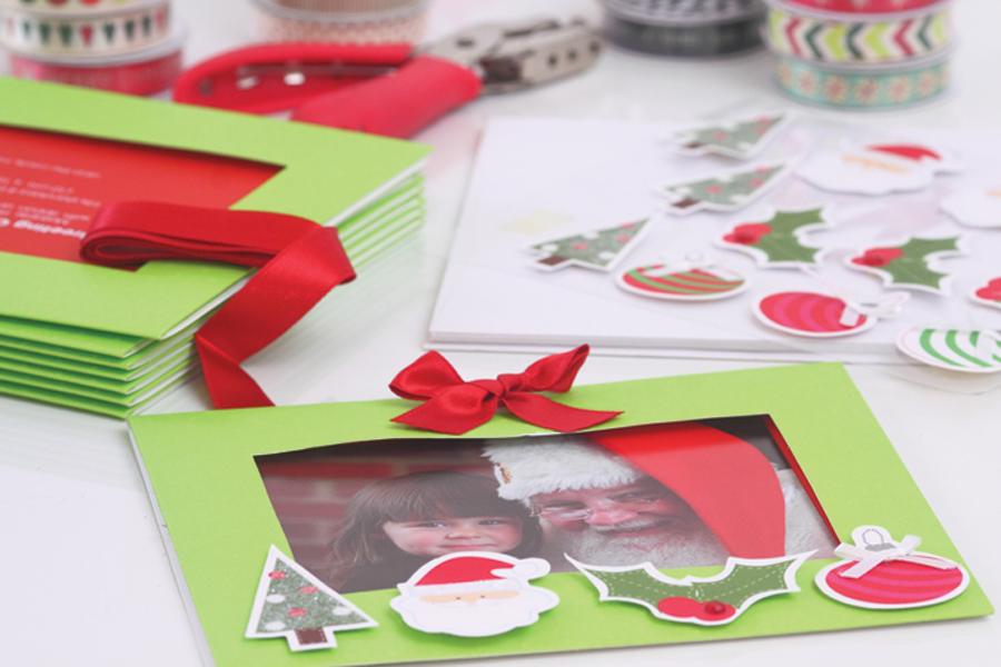 Creative ways to reuse Christmas cards
