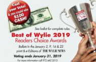 Best of Wylie ballot now online
