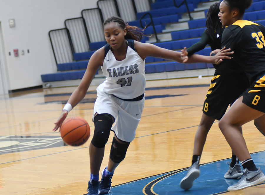 Lady Raiders undefeated after first round