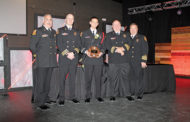 Wylie Fire-Rescue presents awards