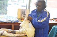 Preserving, celebrating black history one stitch at a time