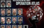 Operation Atlas results in 15 arrests