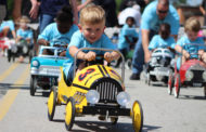 Pedal Car Races Sunday, May 5