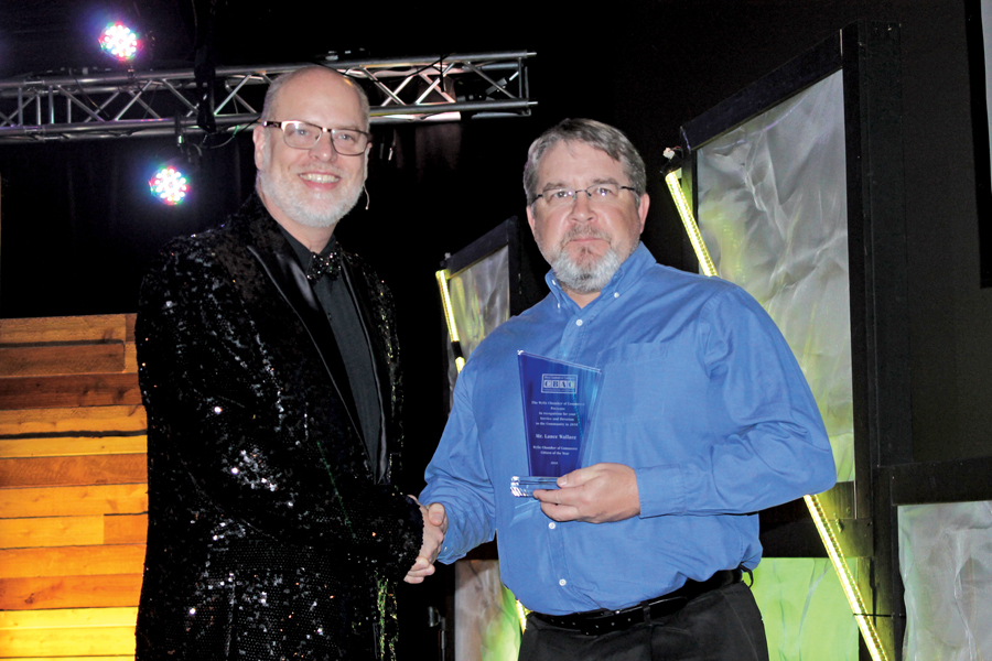 Chamber awards presented