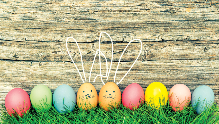 Local Easter events will keep you hopping