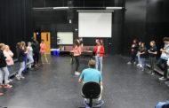 Video: WHS improv troupe rehearses