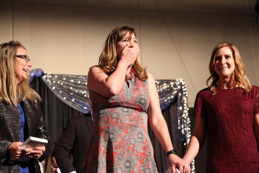 WISD names Teachers, Employees of the Year