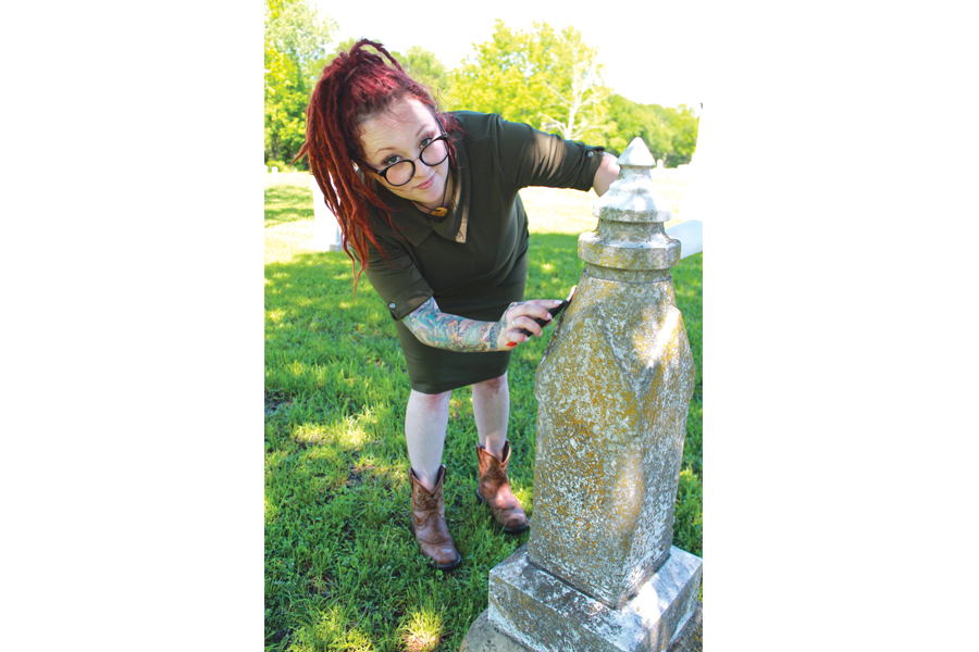 Wylie woman brings life back to grave markers