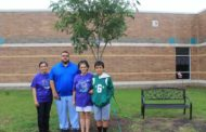 Dodd dedicates outdoor learning space