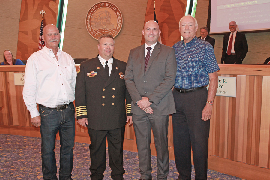 Promotions, pinnings at WF-R