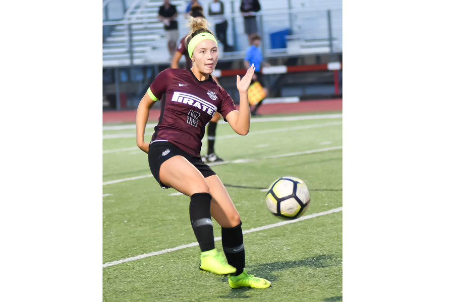 Lady Pirates earn district honors