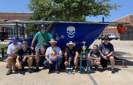 Solar car team places second