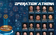 'Operation Athena' results in 19 arrests