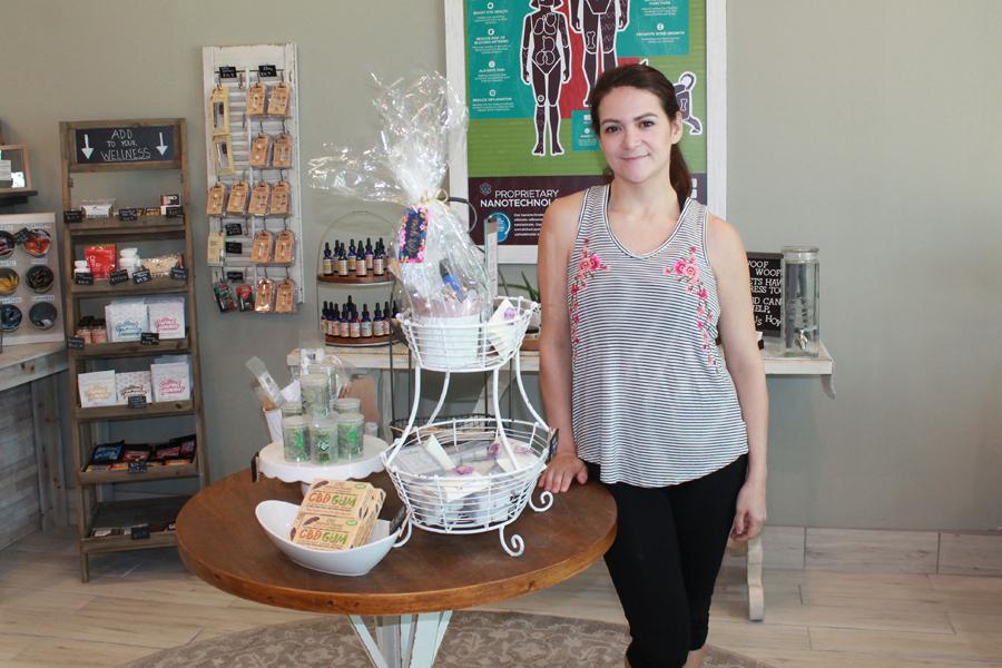 Store offers hemp-based healing