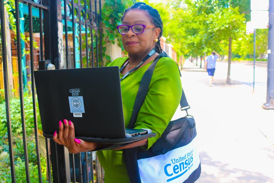 Countdown begins as census preparations pick up speed